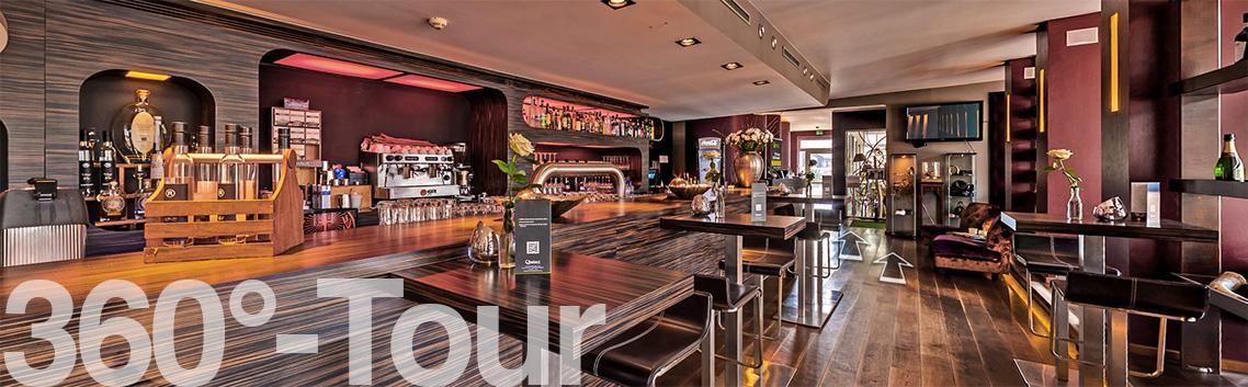 360-Grad Tour durch unser Restaurant in Mönchengladbach